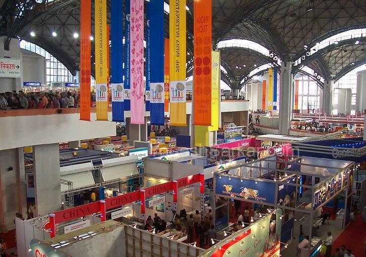Trade fair for blog
